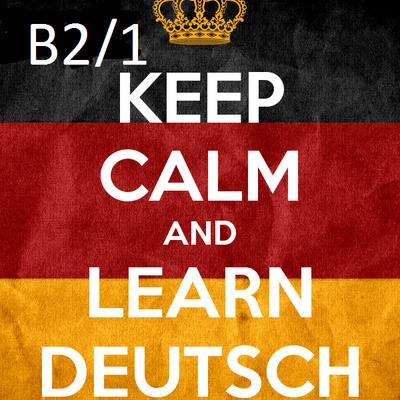 Almanca B21 Kelimeler Ve Gramatik Memrise