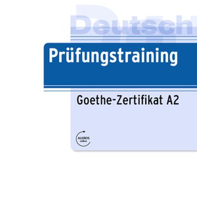 Prüfungstraining Goethe Zertifikat A2 2 Memrise
