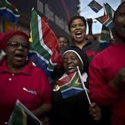 South African National Anthem- Xhosa Zulu Sesotho