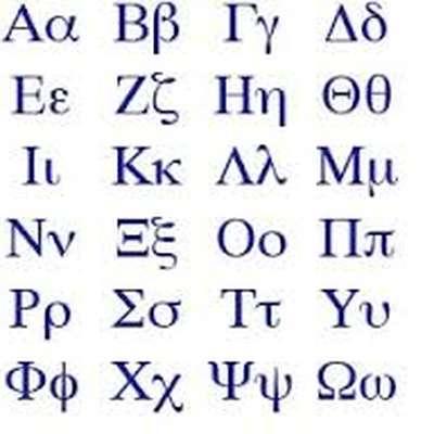 !Greek Cognates