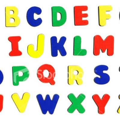 Catalan Alphabet