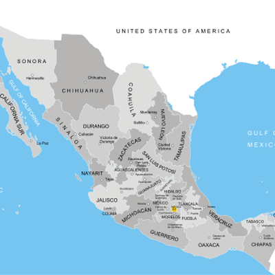 Geography of Mexico - Memrise