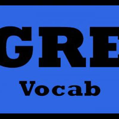 GRE Vocabulary 500 - Memrise