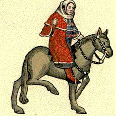 the wife of baths view on marriage in the canterbury tales by geoffrey chaucer A summary of the wife of bath's prologue in geoffrey chaucer's the canterbury tales learn exactly what happened in this chapter, scene, or section of the canterbury tales and what it means.