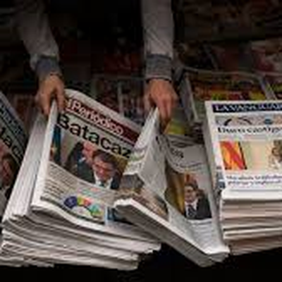 'Reading Catalan news and media'