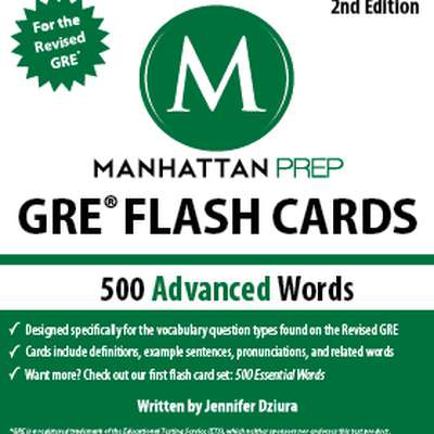500 Advanced GRE Words