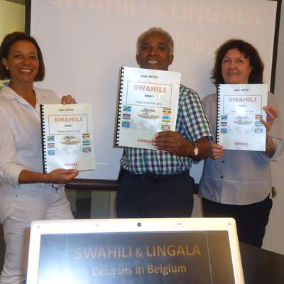 LINGALA: PERSONAL PRONOUNS with Alain MPETSI