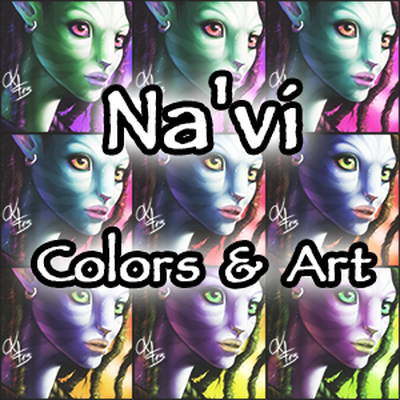 Na'vi Colors, Art, Music & Handicraft