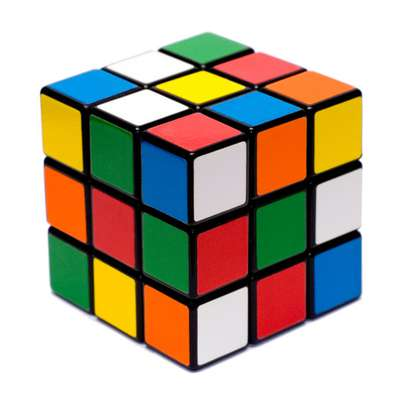 Solve the Rubik's Cube !