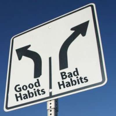 A Guide to Break Bad Habits!