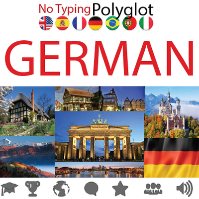 Learn  German  for  Polyglots  •  No Typing