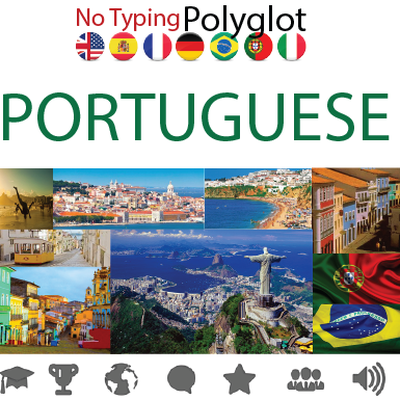Learn  Portuguese  for  Polyglots  •  No Typing