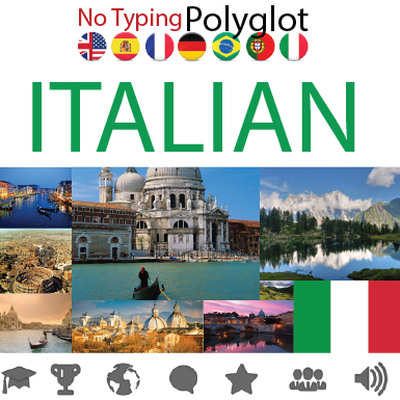 Learn  Italian  for  Polyglots  •  No Typing