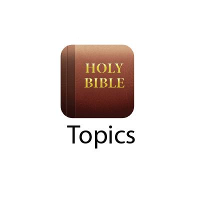 Bible • Topics - Memrise