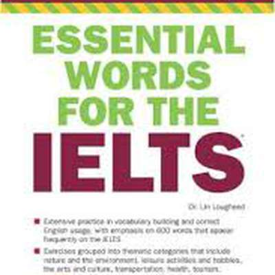Essential Word For Ielts