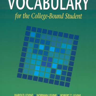 Vocabulary For The College Bound Studen Memrise