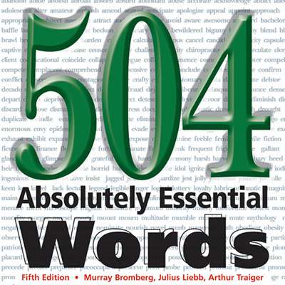 [Audio] 504 Absolutely Essential Words
