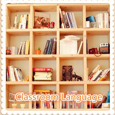 Classroom Language (Focusing on Listening)
