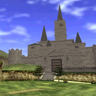 Places - Legend of Zelda: Ocarina of Time
