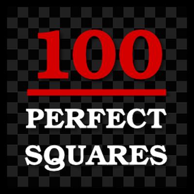 100 Perfect Squares