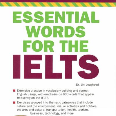 BARRON'S ESSENTIAL WORDS FOR THE IELTS - Memrise