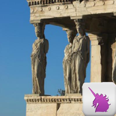 !Beginner Greek for Unicorns (No Typing)