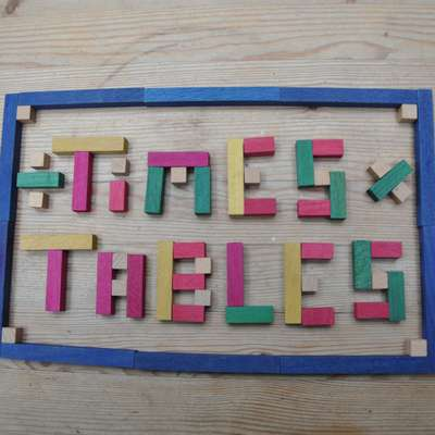 1 144 Times Tables Multiplication Memrise