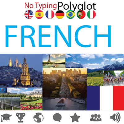 (No Typing)  Polyglot • French