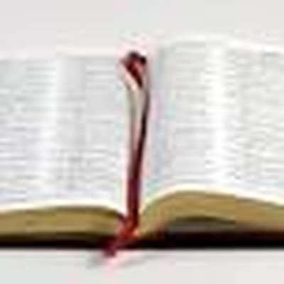 'Split' Bible Verses - RSV