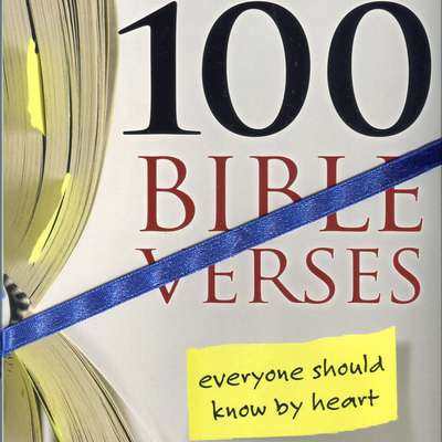 100 NIV 'Split' Bible Verses