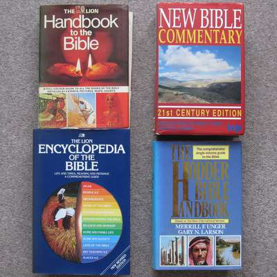 A Summary of Each Book of the Bible ~ OT & NT