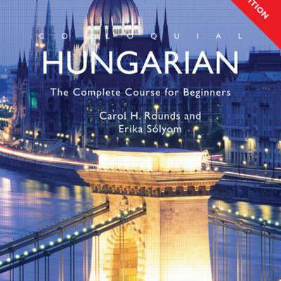 Colloquial Hungarian w/AUDIO
