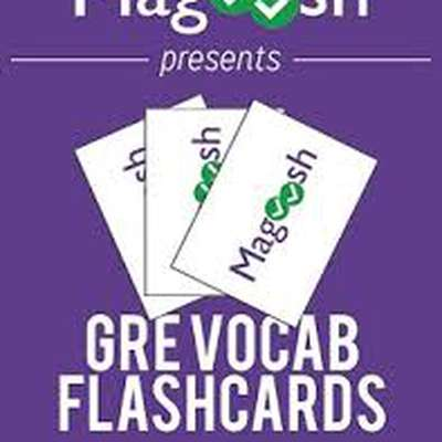Level 2 - Magoosh Flash Cards - Memrise
