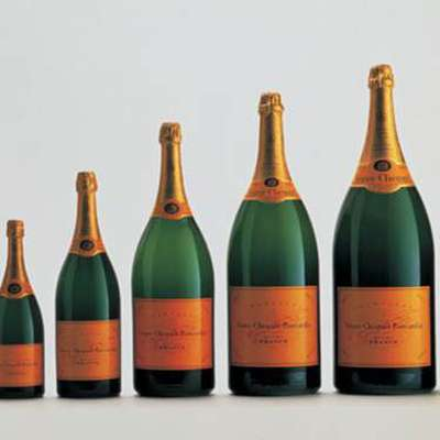 Level 1 - Champagne Bottle Sizes - Memrise