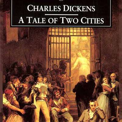 "an analysis of a tale of two cities by charles dickens Tale of two cities stylistic analysis will be restricted to two selected passages both in arabic and english from charles dickens """"tale of two cities""""."