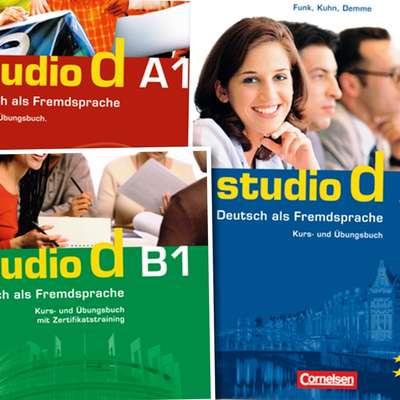 German Studio d, A1 - Memrise