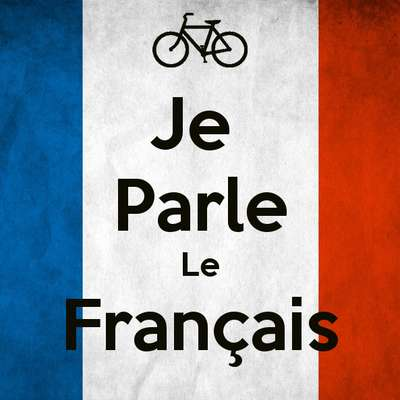 Je parle le français