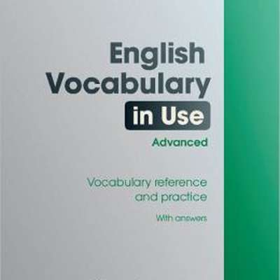 ENGLISH VOCABULARY USE ADVANCED PDF