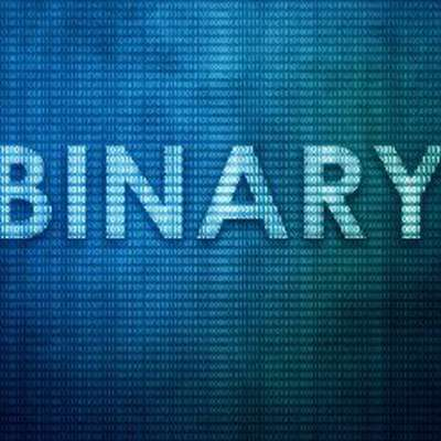Binary Digits Encoding
