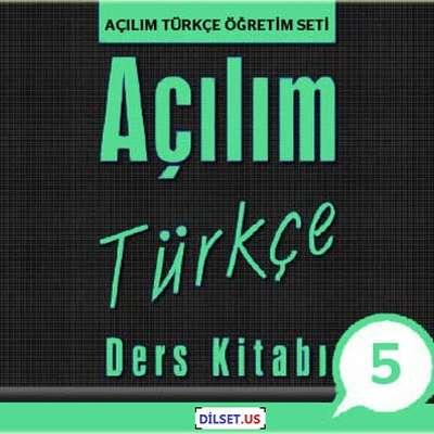 Açılım Türkçe 5