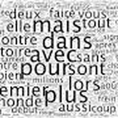 french transition words