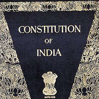 The Constitution of India - Articles