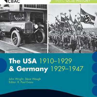 WJEC History Germany 1929-1947