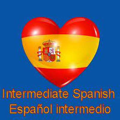 !  intermediate Spanish (full audio) Spain