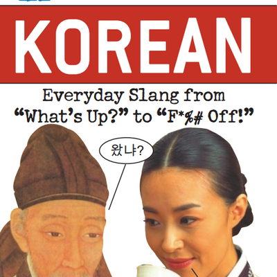 Korean Slang (Dirty Korean)