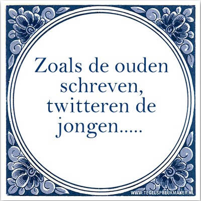 20 Dutch sayings