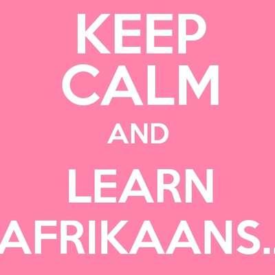 550+ Afrikaans Verbs