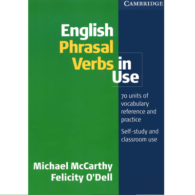 1026 Common Phrasal Verbs in Context
