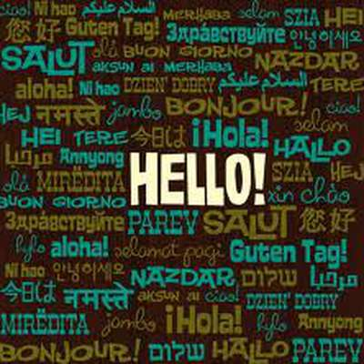 'Hello' in Different Languages!