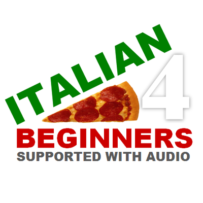 ! Audio Included ! Italian 4 beginners